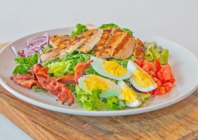 Cajun Chicken Kale Salad
