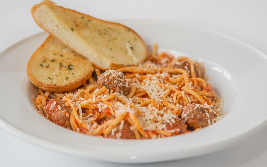 Linguine & Meatballs