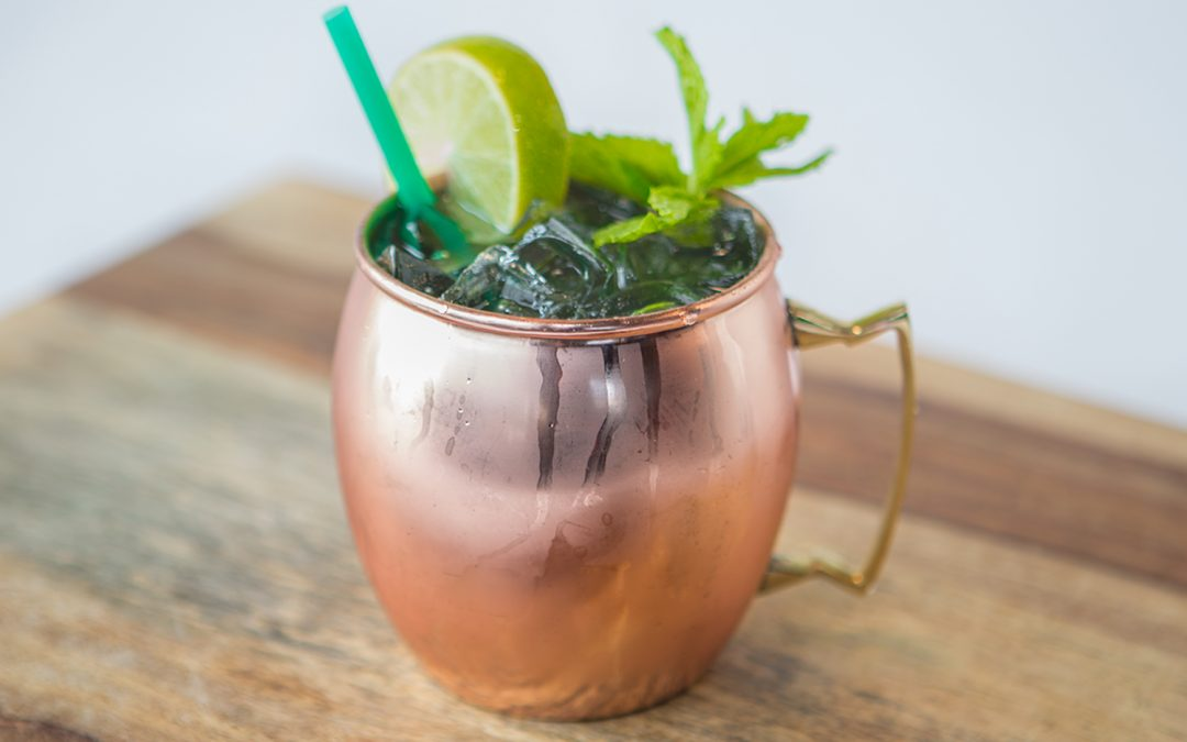 Moscow Mule 1oz