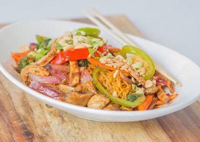Spicy Thai Bowl
