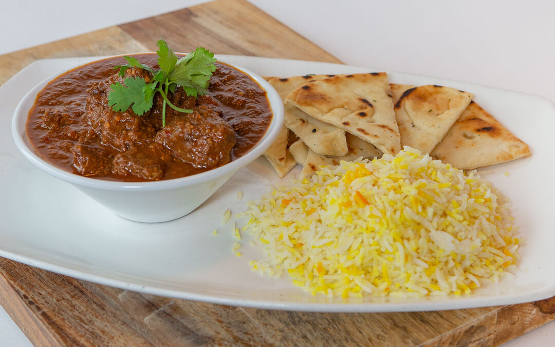 Kamal's Spicy Beef Vindaloo